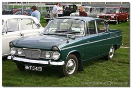 1965 Humber Sceptre Series 2