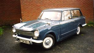 1967 Triumph Herald 13|60 Estate