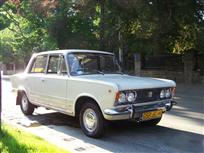 1968 Fiat 125 Special