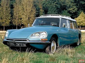 1968 Citroen DS 21 Break