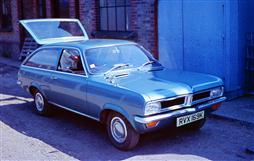 1970 Vauxhall Viva Estate