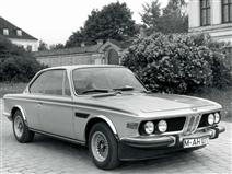 1971 BMW 3.0 CSL Coupe