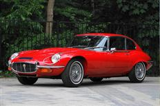 1971 Jaguar E-type S3 V12 2+2
