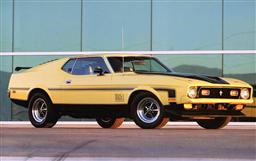 '73 Ford Mustang 2nd Generation
