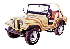 1974 Jeep CJ 5 Renegade