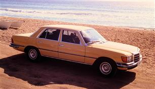 1975 Mercedes-Benz 450SEL 6.9 Saloon