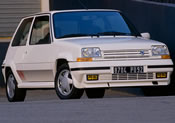 1980 Renault 5 GT Turbo