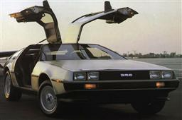 1981 DeLorean DE LOREAN DMC-12