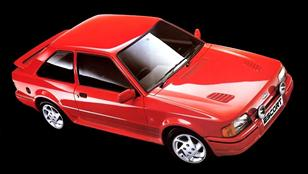 1984 Ford Escort RS Turbo