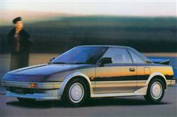 1984 Toyota MR2