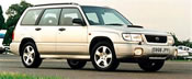1998 Subaru Forester Turbo