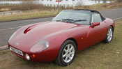 1991 TVR Griffith 4.0/4.3