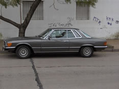 1974 Mercedes-Benz 280 SLC