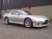 1993 Mazda RX-7 Version 2 Type RII RZ