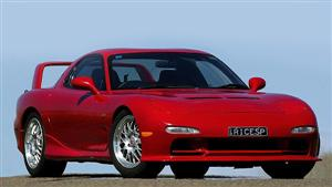 1995 Mazda RX-7 Version SP