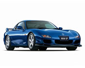 1998 Mazda RX-7 Version 5 Type R