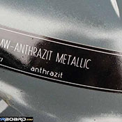 Anthrazit metallic