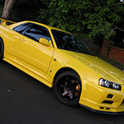 Nissan Lightning Yellow Colors