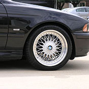 BMW Style 5 Split Rim Wheels